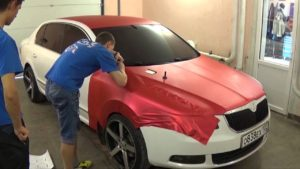 car wrap Glasgow