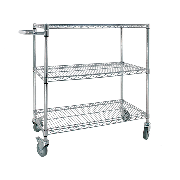 Another example of wire shelves from LLM Handling.